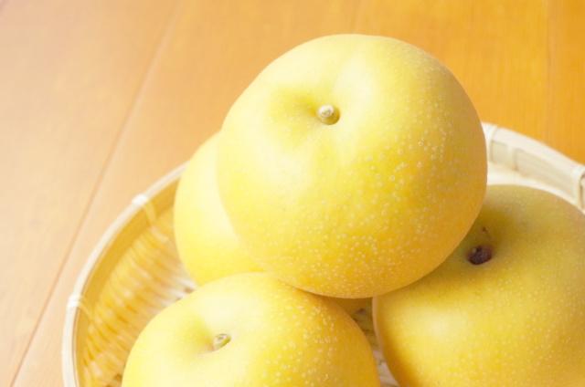 知ってる?おいしい梨の見分け方